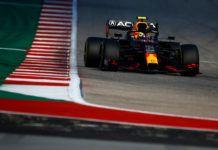 F1, US GP, Sergio Perez