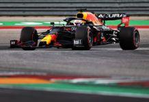 F1, US GP, Max Verstappen