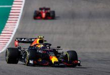 Sergio Perez, Christian Horner, F1