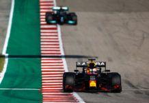 Max Verstappen, Lewis Hamilton, Christian Horner, Toto Wolff